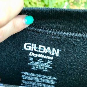 Gildan Tops - Alpha Delta Pi Gildan Crewneck